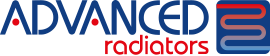 Advanced Radiators logo